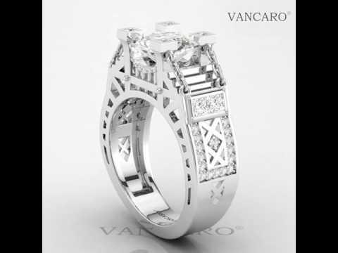 Vancaro Bridge Ring