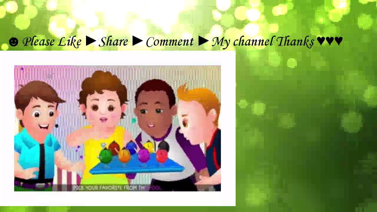 Color Songs The BROWN Song Learn Colours Preschool Colors Nursery ...