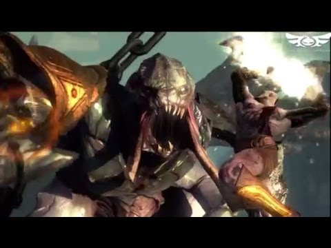 God Of War Ascension Parte 1 Latino Español HD  | GUIA Walkthrough/Gameplay Playstation 3 ( PS3 )