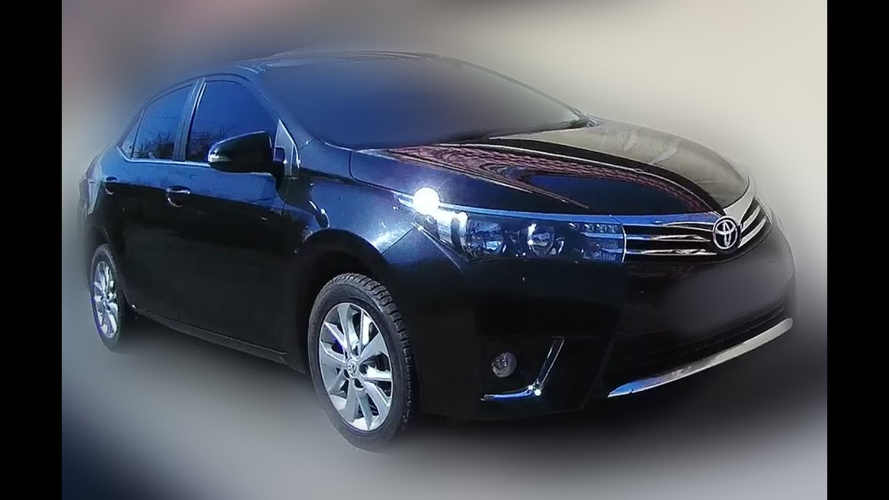 New 2017 Toyota Corolla S Generations Will Be Made In