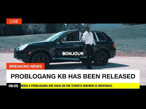 Problogang KB - Bonjour ( Official Video ) Shot By @nico_nel_media