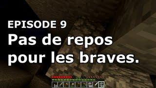 Minecraft Succès : Episode 9 | Pas de repos pour les braves.