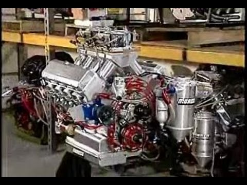 SONNY'S RACING - Home of the World's First 1000ci Drag Race Engine