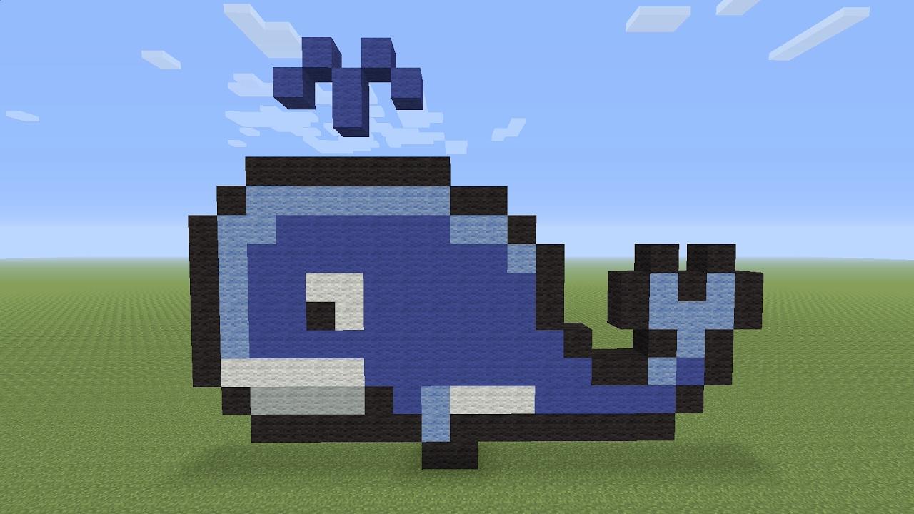 Minecraft Face Build
