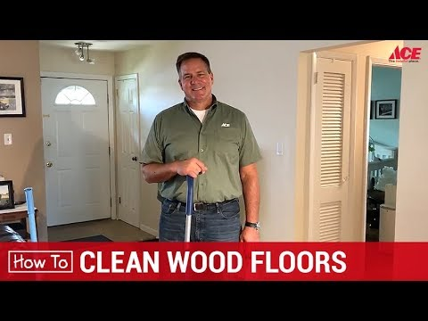 How To Clean Wood Floors - Ace Hardware