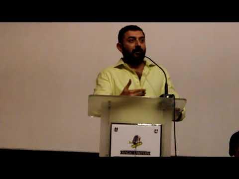 Arvind Swami Speech At Bhaskar Oru Rascal...