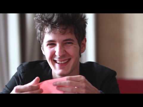 Vincent Lacoste, interview post-it - Télérama