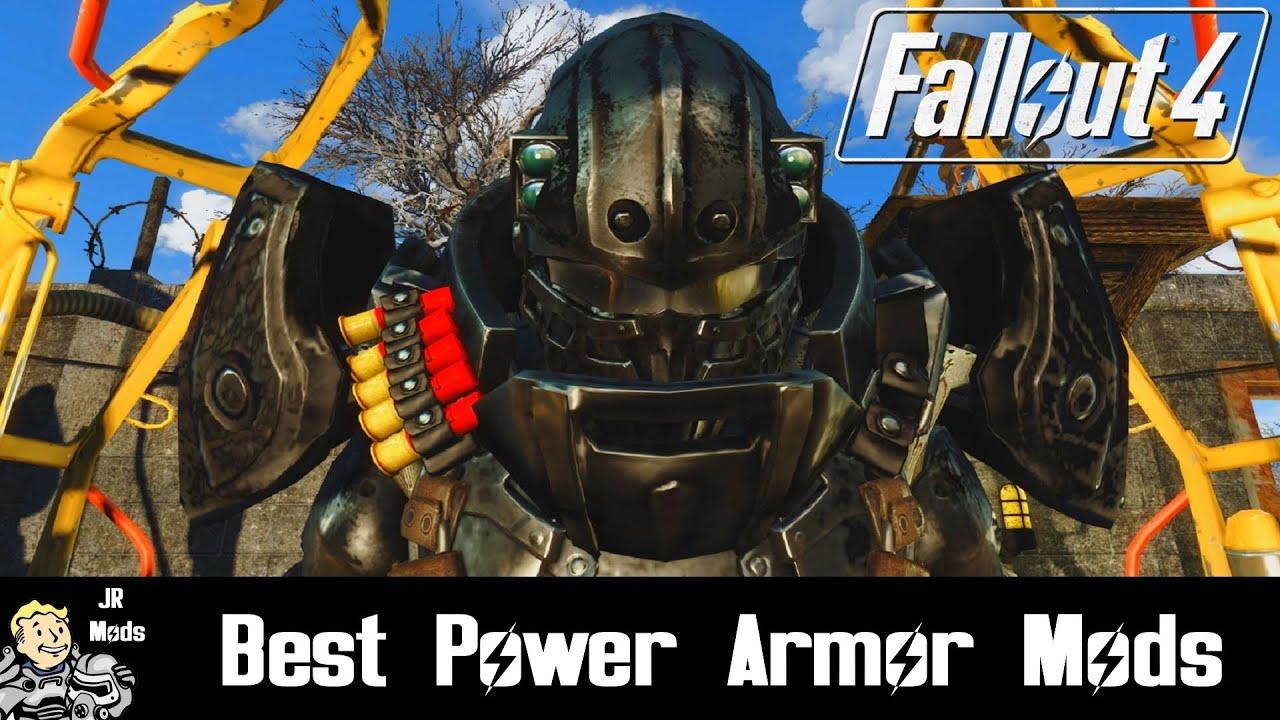 fallout 4 power mods