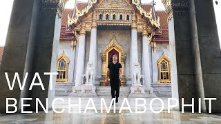 🇹🇭 WAT BENCHAMABOPHIT | The Marble Temple in Bangkok ✨