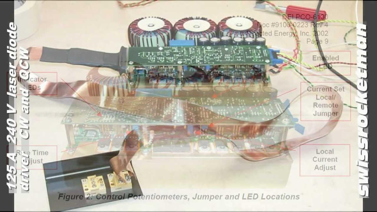 Laser Diode Driver 6130mp4 Youtube Circuit