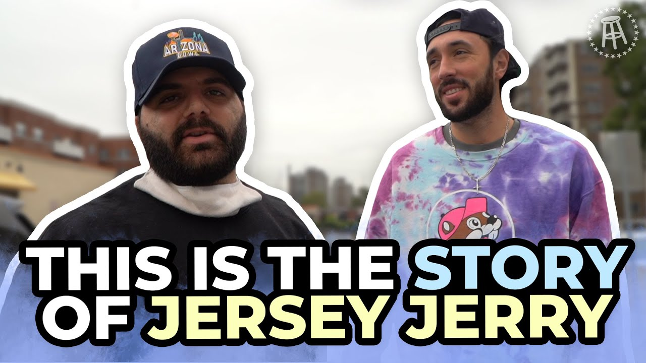 Download GETTING TO KNOW JERSEY JERRY (VERY EMOTIONAL)
