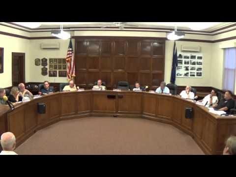 Munhall Boro  Council Meeting August 19, 2015
