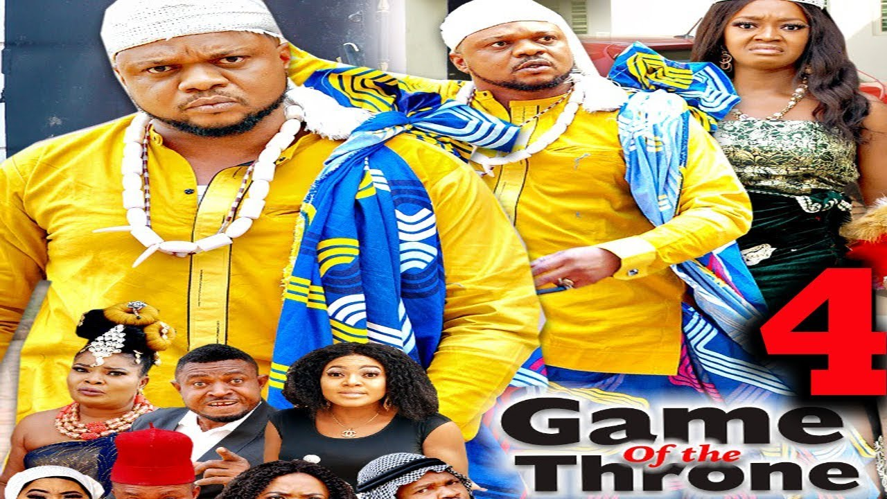 Download GAME OF THE THRONE SEASON 4 - (New Movie) KEN ERICS  2020 Latest Nigerian Nollywood Movie Full HD