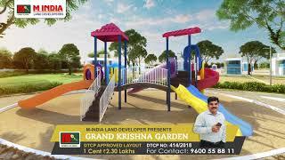 Grand Krishna Garden From M India Land Developer