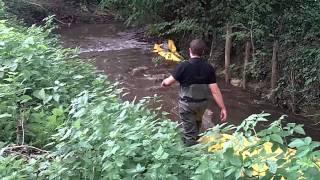 point d'aspiration deci rivière watergate sdis sarthe