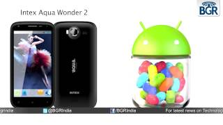 Intex to launch Aqua Wonder 2, a quad-core smartphone priced under Rs 10,000