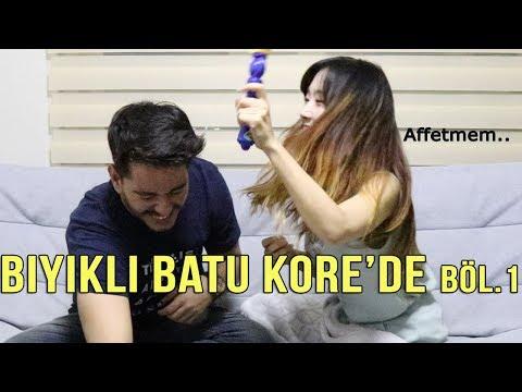 [Bıyıklı Batu Kore'de]Bölüm1: tanışma