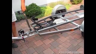 www.motor-trailer.com  Motorcycle Trailer,  Motorrad-Anhänger, Motor Trailer,