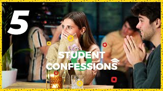 Student Confessions (5/8): Jaël Ost in shock!