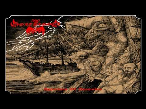 Goatblood - Apparition of Doomsday (Full-length : 2019)  Dunkelheit Produktionen