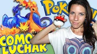COMO LUCHAR EN GIMNASIOS + EQUIPOS - Pokemon Go | SoninGame