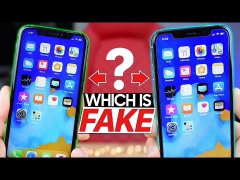 NEW $130 Fake IPhone X! Realest Notch Version!