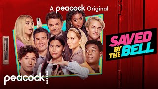 Saved by the Bell | Official Trailer | Peacock