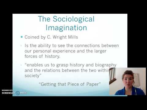 applying sociological imagination to the drug or The book titled sociological imagination challenges sociological thinking check out some examples of sociological imagination to  violence, drug and.
