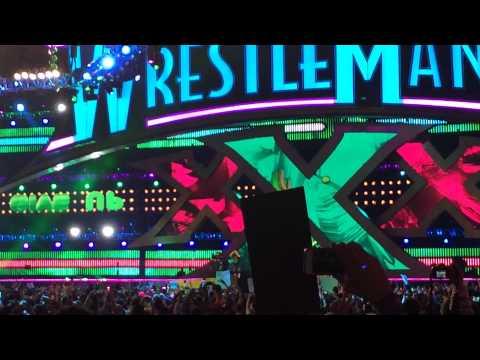 John Cena Entrance WM30