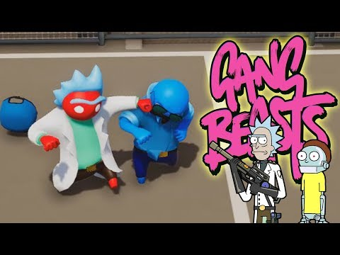 NEW UPDATE IS AMAZING | Gang Beast Gameplay PART 11
