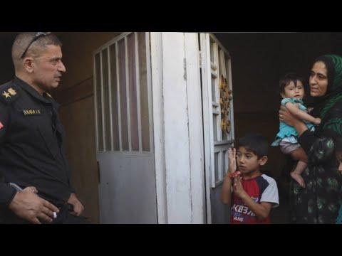 Irak: à Mossoul, le long chemin de la reconstruction