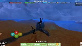 1v1 #7 Simulatore di dinosauri ROBLOX