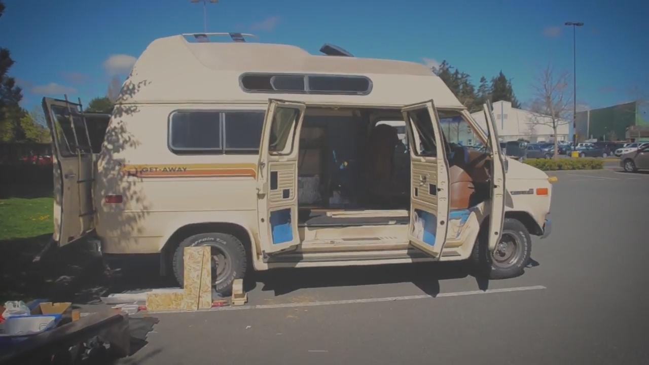 Van Life Tour 1990 Gmc Vandura 2500 Camper Van