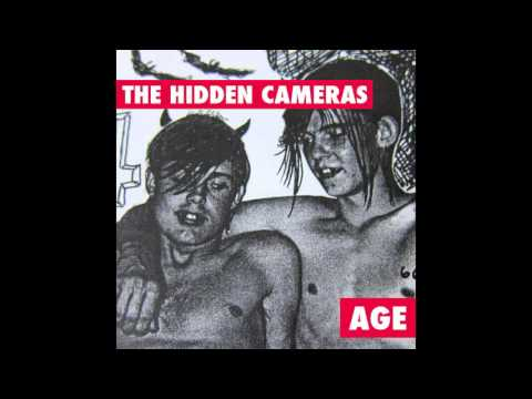 The Hidden Cameras - Afterparty (AUDIO)