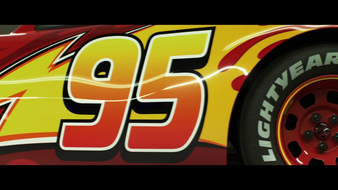 403ebeb1ef Carros 3  McQueen - 13 de Julho Nos Cinemas - YouTube