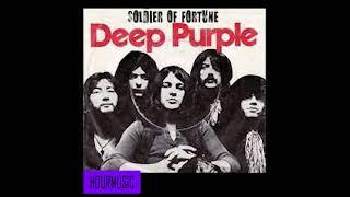 Deep Purple  -  Soldier of Fortune 1 hour loop
