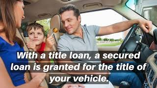 Apply for a Title Loan in Okeechobee with Auto Loan Store | The Auto Loan Store