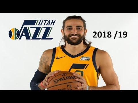 Ricky Rubio ★ Best Highlights 2018 / 19 ★ Utah Jazz