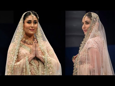 Kareena Kapoor Khan looks ethereal as she turns showstopper for a fashion show in Qatar Mp3