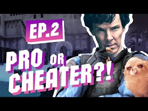 Pro or Cheater? HR doing OverWatch EP. 2 thumbnail