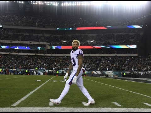 Odell Beckham Jr. - See Me Fall Mix HD