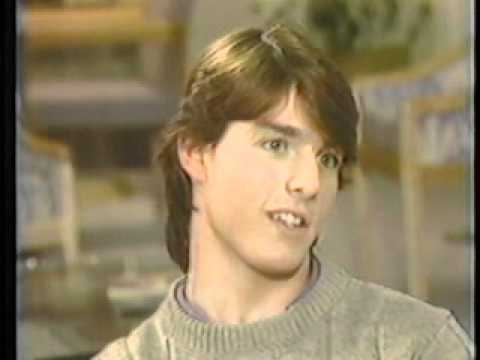 Tom Cruise interview with Rona Barrett (1984)