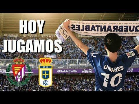 Real Valladolid 3-1 Real Oviedo   VIAJE Y HERMANAMIENTO   Liga 123