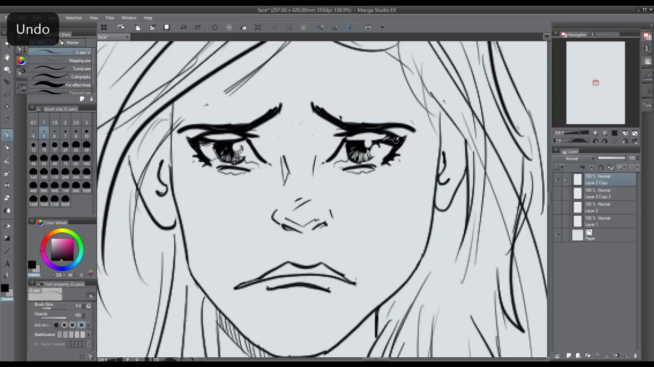Comics How To Draw Sad Faces Youtube