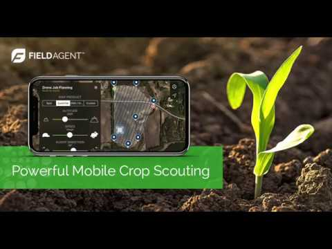 Sentera FieldAgent™ Mobile  | Precision Agriculture NDVI Drones | NDVI | Agricultural Drones