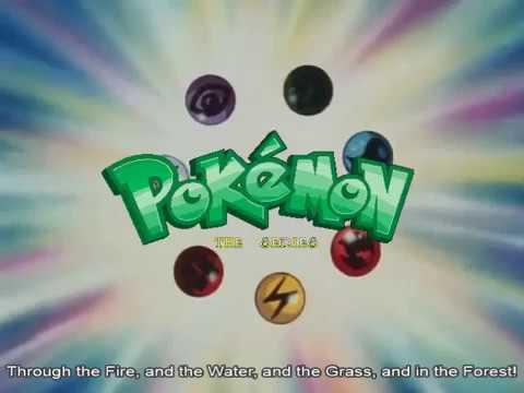 Pokémon: Aim to Be a Pokémon Master! (TV Size) [Megami33's English Cover]