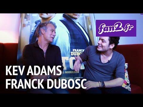 Kev Adams et Franck Dubosc - L'interview exclusive