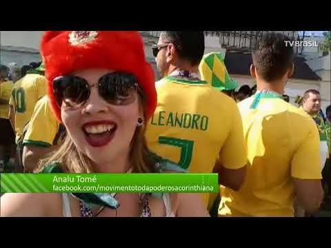 Brasil Vai às Oitavas E Alemanha Se Despede Da Copa Do Mundo