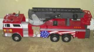 Fun Toy Fire Trucks For Kids From Wooden Or Plastic Toys That Spray To Old Antique Metal Engines