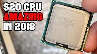 This $20 CPU is Amazing in 2018